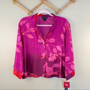 Natori NWT Kimono Style Blouse